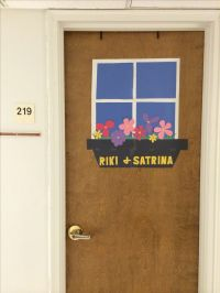 846 best [Door Decs] images on Pinterest