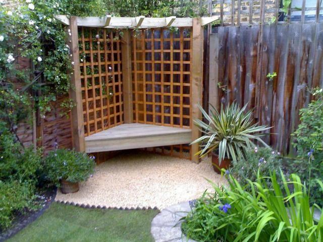 The 25 Best Ideas About Corner Garden On Pinterest Corner