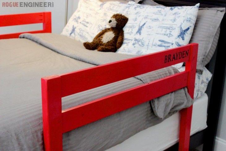 25 Best Ideas About Bed Rails On Pinterest Toddler Boy