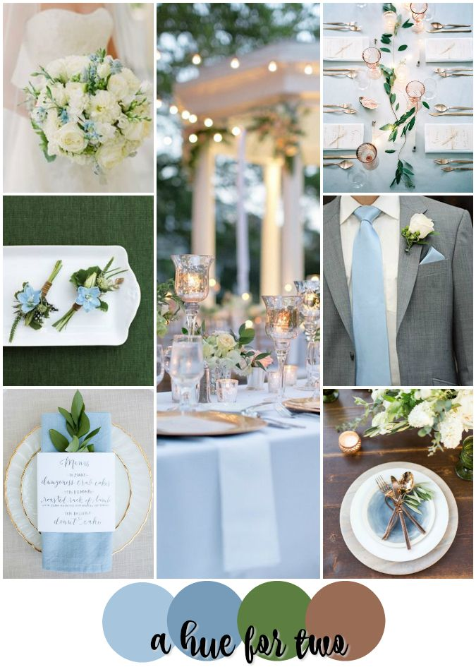 25 best Light blue weddings ideas on Pinterest