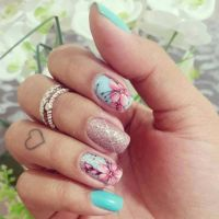25+ best ideas about Elegant Nail Art on Pinterest