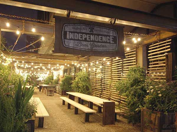 Beer Garden Design Ideas