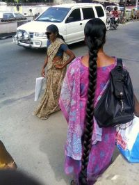 1000+ images about Indian Long Hair Braid 2 on Pinterest ...