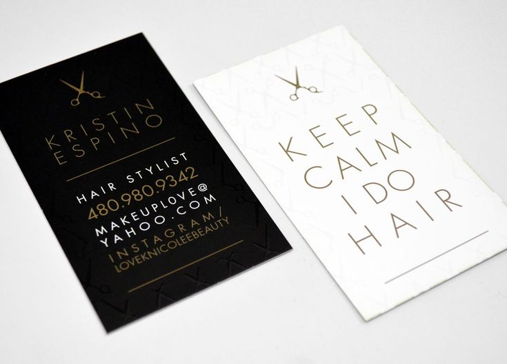 1000 ideas about Hairstylist Business Cards on Pinterest  Salon business cards Business cards