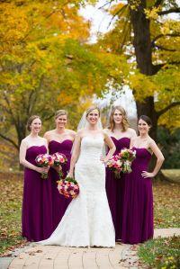 25+ best ideas about Sangria Bridesmaid Dresses on ...