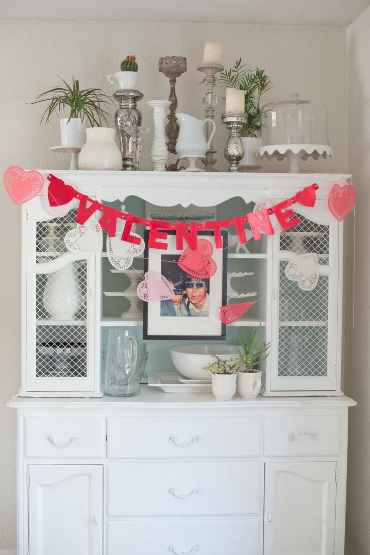 25 best ideas about Hutch decorating on Pinterest  Kitchen hutch redo Hutch makeover and