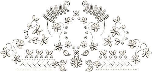 414 best images about Graceful Machine Embroidery designs