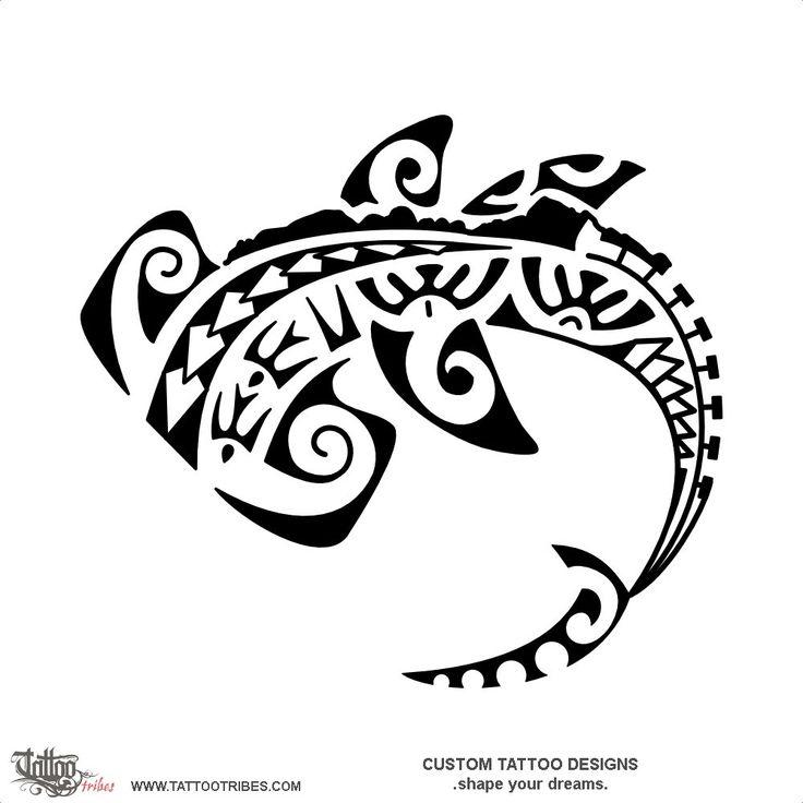 Shark Fin Tattoo Meaning
