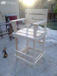25+ best ideas about Pallet bar stools on Pinterest ...