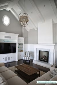 How To Build A Built In Entertainment Center With
