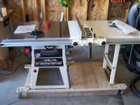 Contractor Table Saw Mobile Base Plans - WoodWorking ...