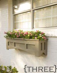 17 Best ideas about Window Box Planter on Pinterest ...