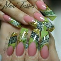 1000+ images about dollar bill nails on Pinterest | Nail ...