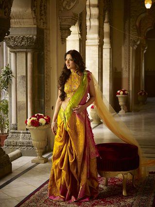 Beena Kannan  Designed silk sarees wwwseematticom