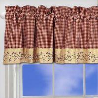 57 best images about Primitive curtains on Pinterest ...