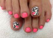 ideas toenail art