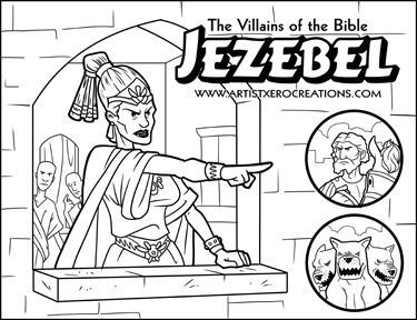 55 best images about Heroes of the Bible Coloring Pages on