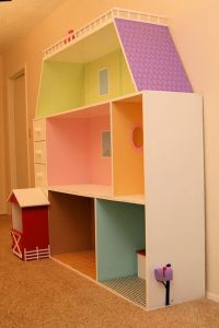 25+ best ideas about American girl dollhouse on Pinterest ...