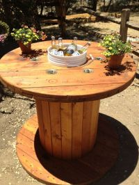 25+ best ideas about Wooden Spool Tables on Pinterest ...