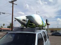 25+ best ideas about Kayak roof rack on Pinterest