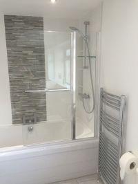 Best 25+ Shower over bath ideas on Pinterest | Bathrooms ...