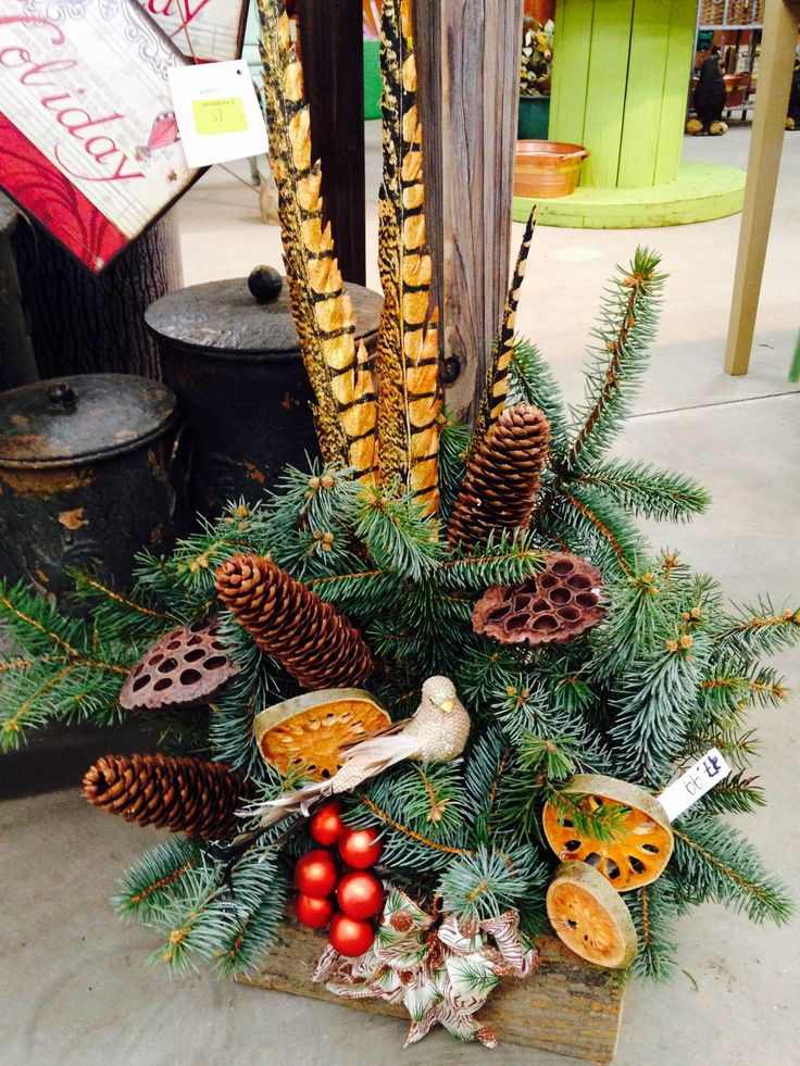 Cemetery Log Custom Christmas Decor Pinterest