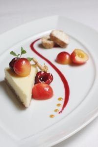 Laura Chenel's Chevre Cheesecake | Cheesecakes and Food ...