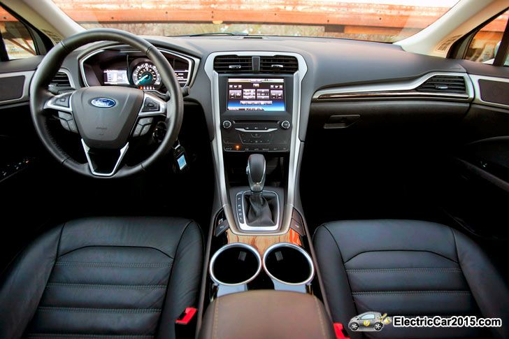 2015 Ford Fusion Mondeo Hybrid Interior New And Upcoming
