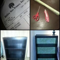 Cheap Used Kitchen Cabinets Ikea Step Stool Dollar Tree Diy Bookshelf ....(bookshelf From Ikea) | ...