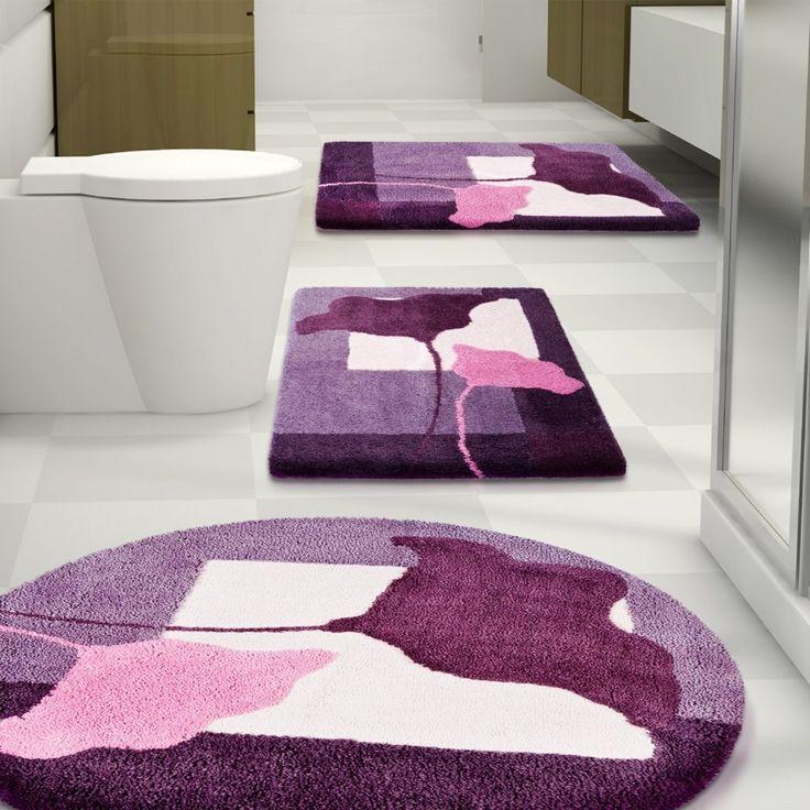 25 best ideas about Dark purple bathroom on Pinterest