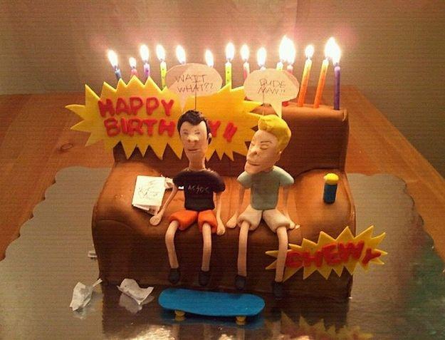 Happy Birthday Beavis And Butthead