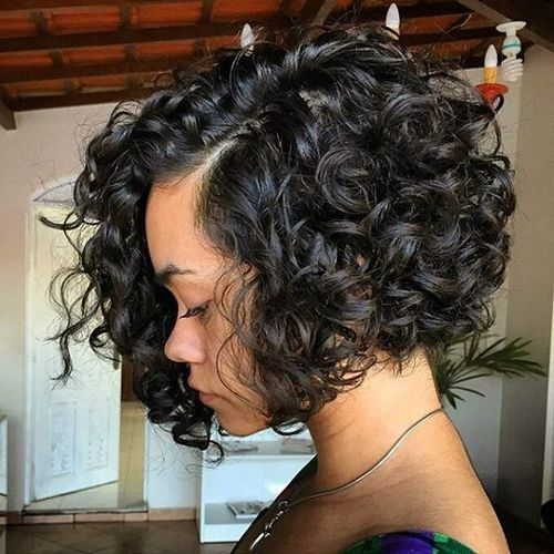 40 Different Versions Of Curly Bob Hairstyle Hair Medium Bobs