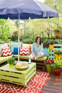 25+ best Backyard Seating ideas on Pinterest
