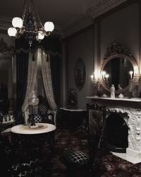 25+ best ideas about Gothic interior on Pinterest | Gothic ...