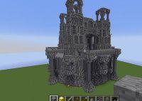 Quartz minecraft building ideas castle island 6 ...