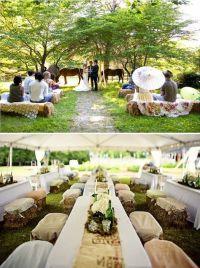 12 best Simple Rustic Wedding Ideas images on Pinterest