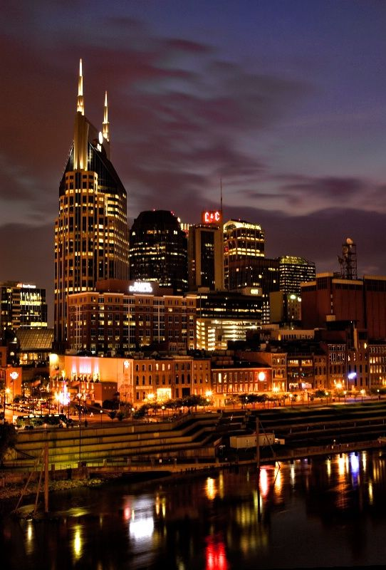 Nashville TN  I would LOVE to go there one day Tour the Grand Ole Opry and just soak up all