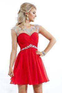 2015 Hot Selling Bateau Homecoming Dresses Short/Mini ...