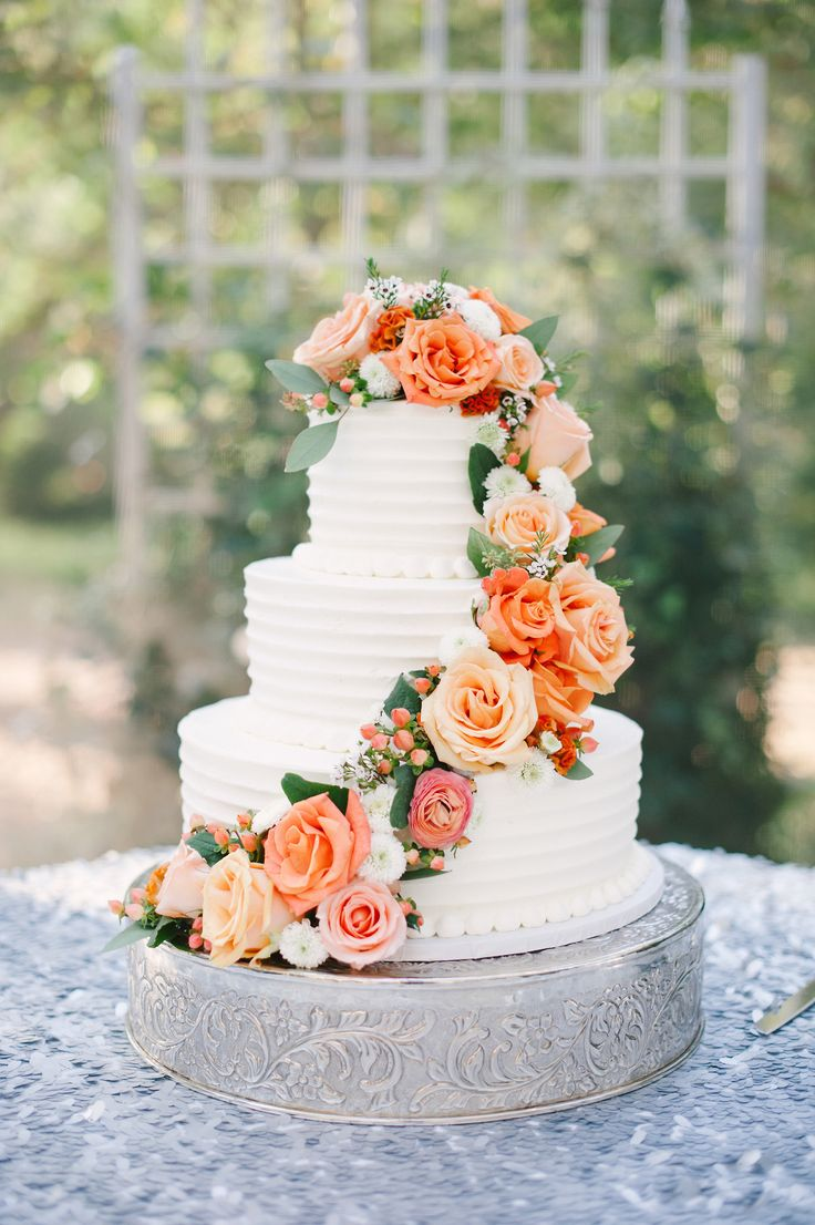 Wedding Roses And Peach Rose On Pinterest