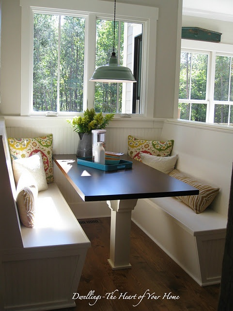 17 Best Images About Kitchen Table Benches On Pinterest
