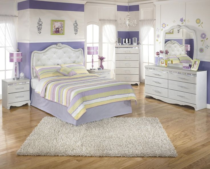 Zarollina Full Bedroom Group By Signature Design By Ashley