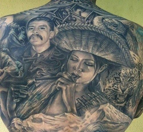 Tattoos A Collection Of Tattoos Ideas To Try Chicano