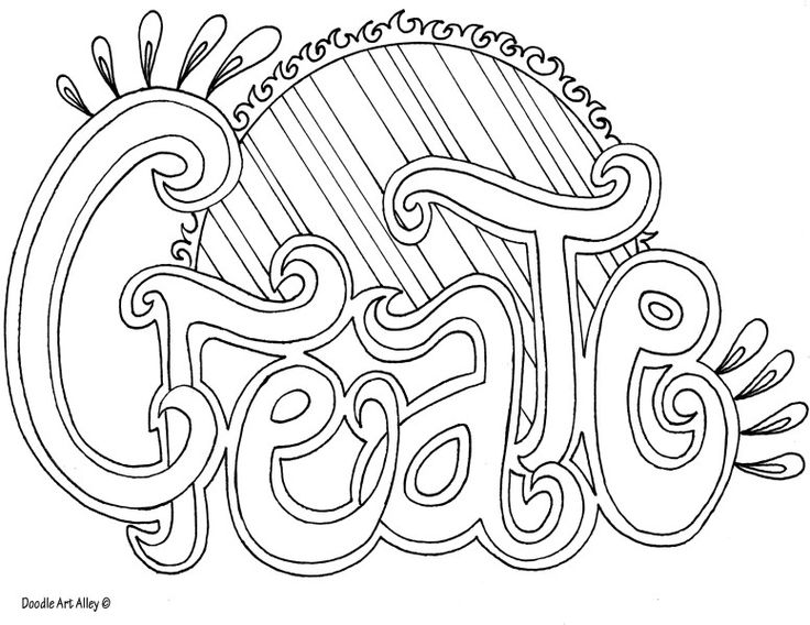 Great coloring pages! http://www.doodle-art-alley.com/word
