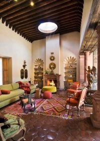 115 best images about Mexican Hacienda Furniture on ...