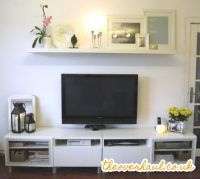 25+ best ideas about Shelf Above Tv on Pinterest | 4 tv ...