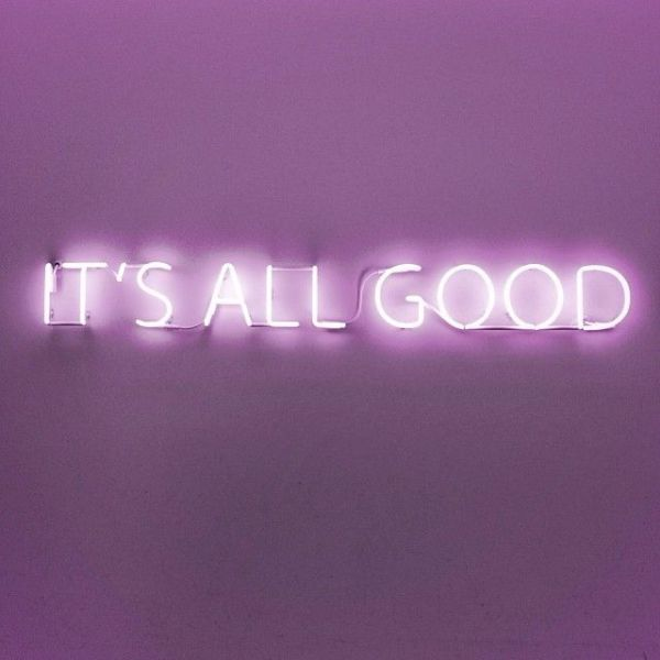Neon Light Sign Quotes QuotesGram Frankie39s Wall of