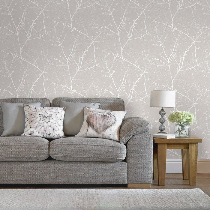 25 Best Ideas About Living Room Wallpaper On Pinterest