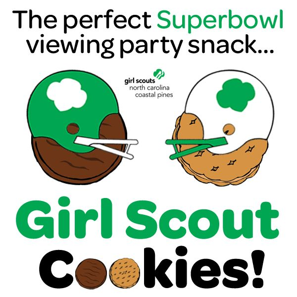 Its Almost Game Time Are You Ready Locate A Girl Scout