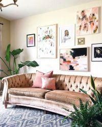 Best 20+ Pink Velvet Sofa ideas on Pinterest | Pink velvet ...