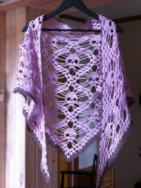 Crochet Skull shawl | Crochet Patterns | Pinterest ...